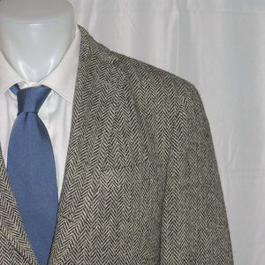 Polo Ralph Lauren Corneliani Tweed 3/2 Blazer 42R